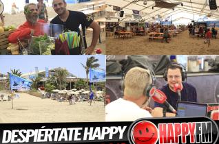 Despiértate Happy desde La Carpa 2018