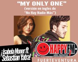 """Isabela Moner se une a Sebastian Yatra en la versión en ingles de """"No Hay Nadie Más"""""""