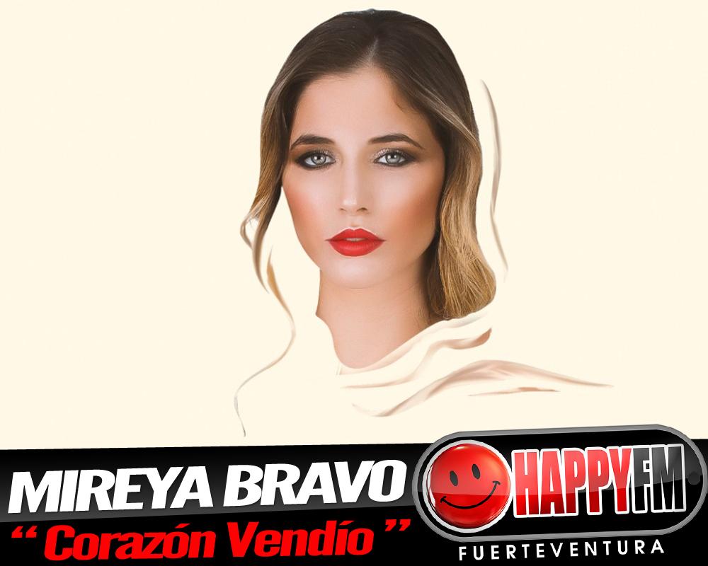 """Mireya Bravo publica el videoclip del tema """"Corazón Vendío"""""""