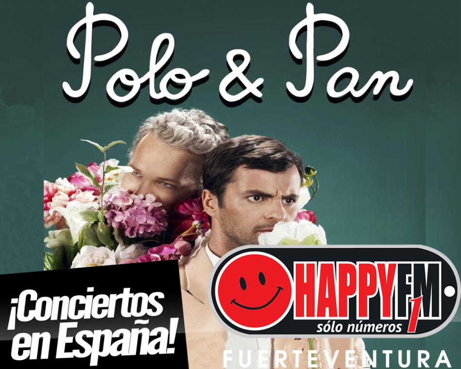 Polo & Pan anuncian conciertos en Barcelona y Madrid