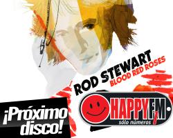 """Blood Red Roses"" es el próximo disco de Rod Stewart"