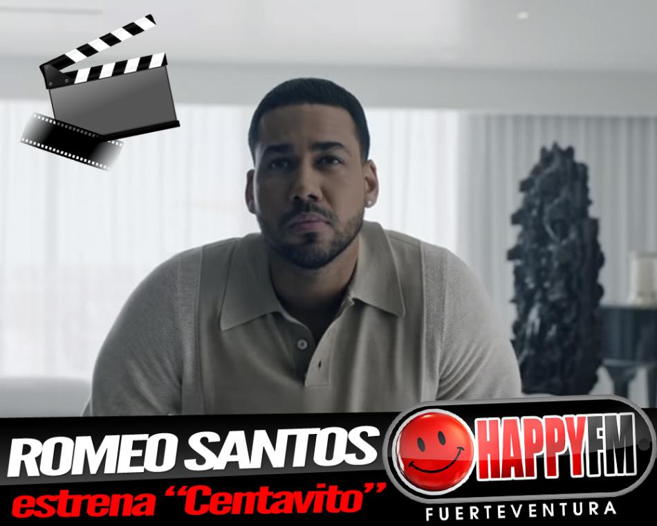 """Romeo Santos publica el videoclip de """"Centavito"""""""