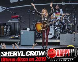 Sheryl Crow anuncia un último disco para el 2019