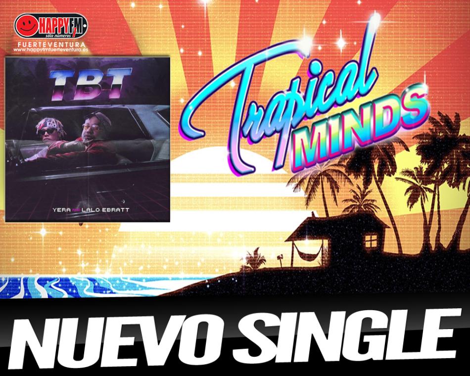 """""""TBT"""", el nuevo single del proyecto Trapical Minds"""