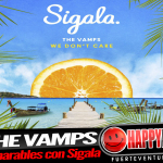 thevamps_sigala_wedontcare_happyfmfuerteventura