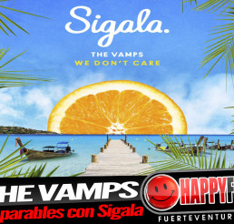 The Vamps imparables con