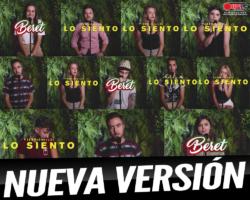 """Beret celebra los 100 mill. de streams con una nueva versión de """"Lo Siento"""""""