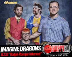 """""""Zero"""", la canción de película de Imagine Dragons"""