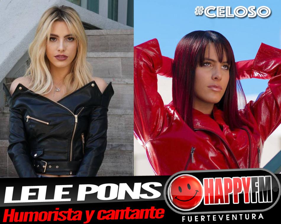 ¿Conoces al huracán Pons? Ahora Lele presenta su primer single