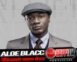 A punto el nuevo disco de Aloe Blacc