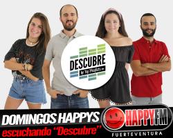 """""""Descubre"""" es el nuevo programa de los domingos en las tardes de Happy FM"""