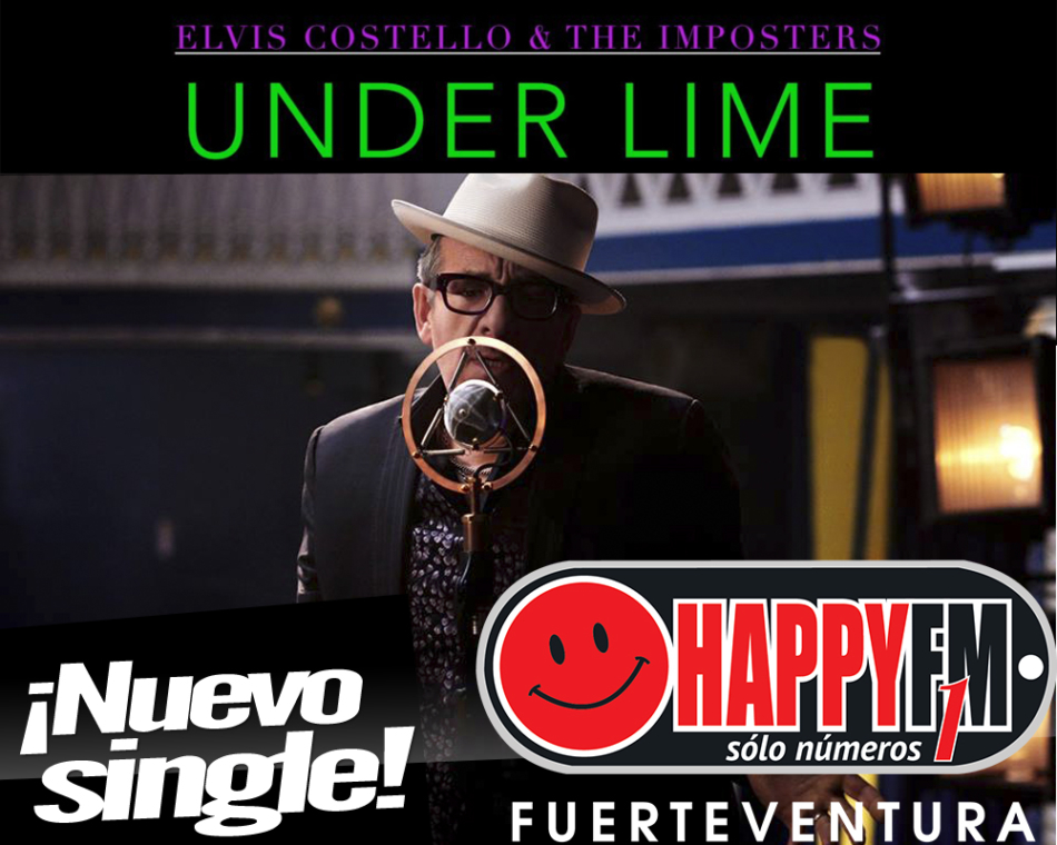 """Under Lime"" es lo nuevo de Elvis Costello y The Imposters"