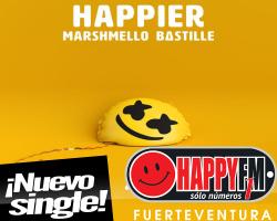 """¿Has escuchado lo nuevo de Marshmello y Bastille? Se llama """"Happier"""""""