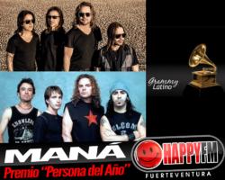 """Maná recibirá el premio """"Persona del Año"""" en los Latin Grammy"""