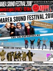 Marea Sound Festival 2018 en Puerto Lajas