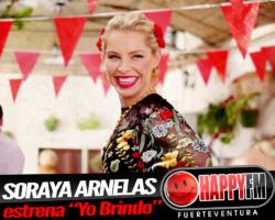 """""""Yo Brindo"""" es el nuevo single de Soraya Arnelas"""