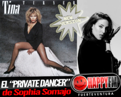 "¿Has escuchado la versión de Sophia Somajo del tema ""Private Dancer?"