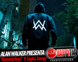 """Diamond Heart"" es lo nuevo de Alan Walker ft Sophia Somajo"