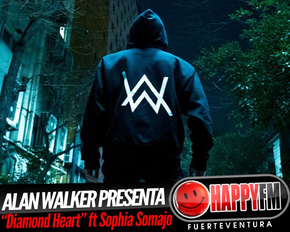 """""""Diamond Heart"""" es lo nuevo de Alan Walker ft Sophia Somajo"""