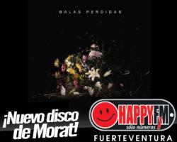 """Morat tiene nuevo disco y se titula """"Balas Perdidas"""""""