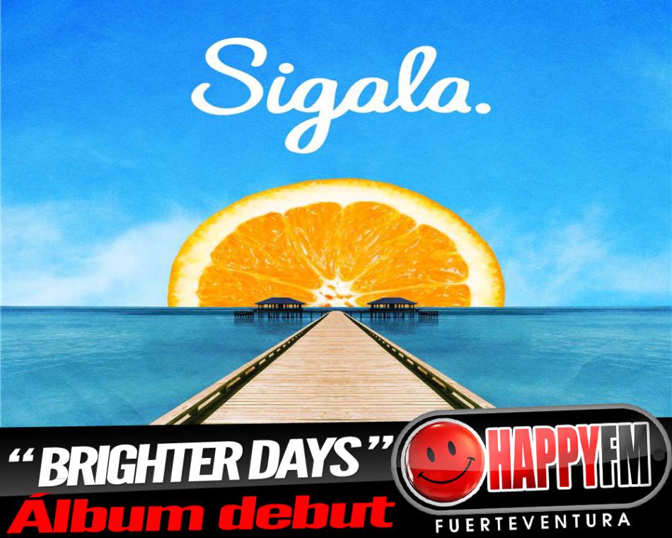 Sigala presenta su álbum debut «Brighter Days»