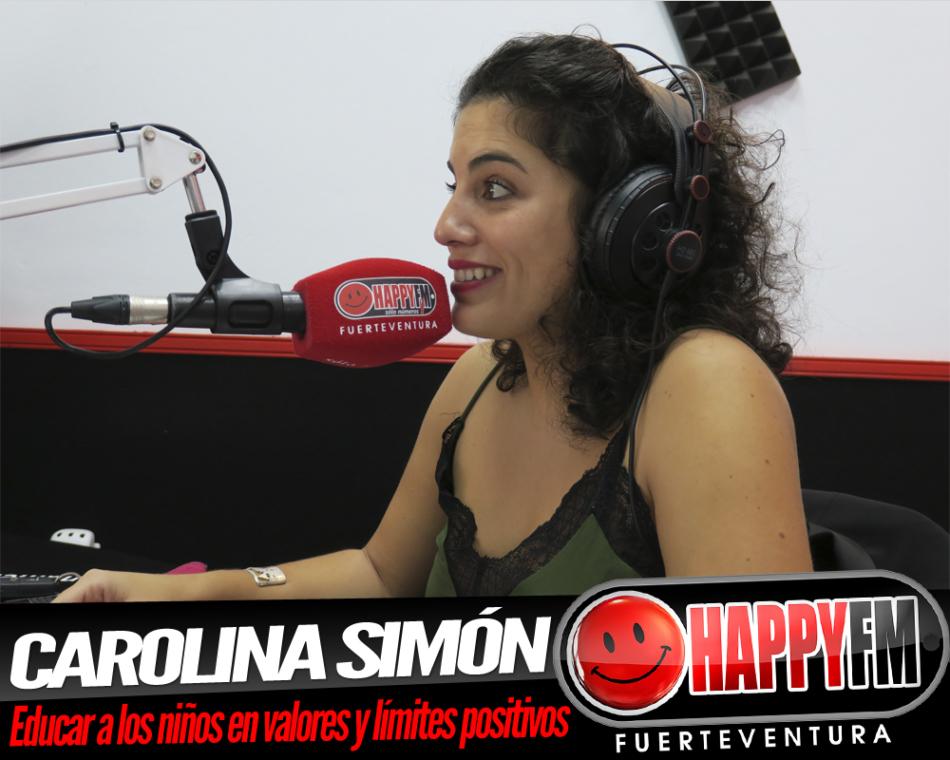 Carolina Simón nos enseña a poner límites a los niños de forma positiva