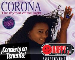 Corona pasará por Tenerife en el mes de Noviembre