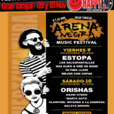 Arena Negra Music Festival – Gran Tarajal (Fuerteventura)