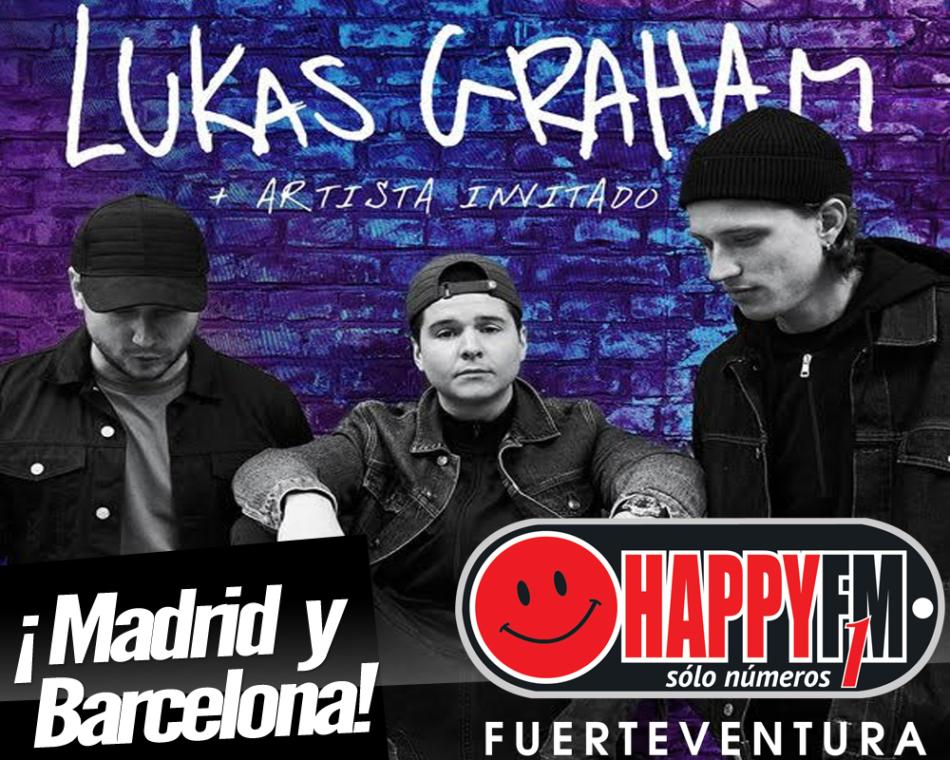 Conciertos de Lukas Graham en Madrid y Barcelona