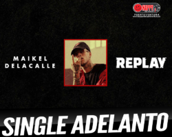"""Maikel Delacalle publica """"Replay"""" como adelanto de su primer EP"""