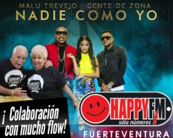 """""""Nadie Como Yo"""" es la nueva colaboración de Gente de Zona con Malu Trevejo y Ganasconcanas"""