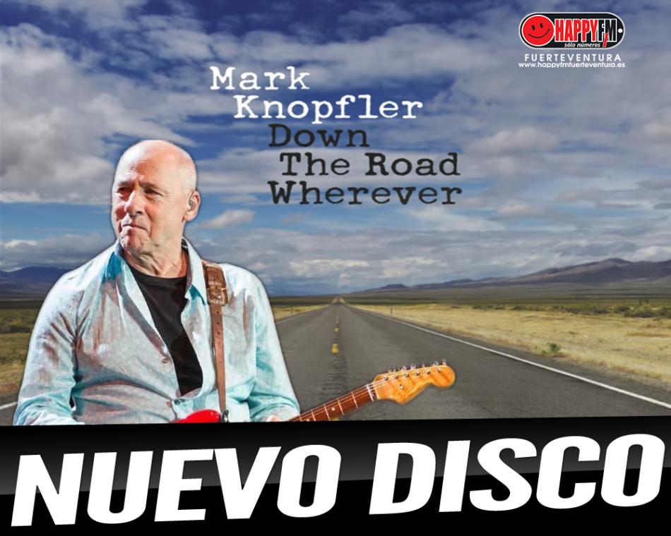 """""""Good On You Son"""" es el single de adelanto del próximo disco de Mark Knopfler"""
