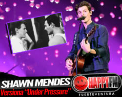 "Shawn Mendes versiona ""Under Pressure"""