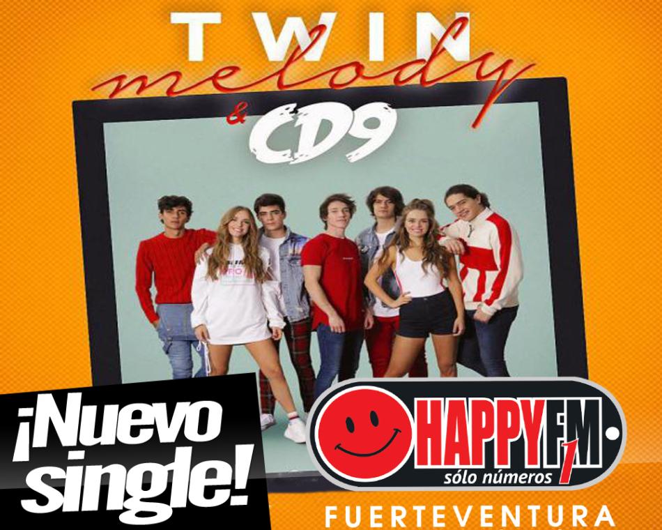 """Twin Melody y CD9 unen sus voces en """"Fondo de Pantalla"""""""
