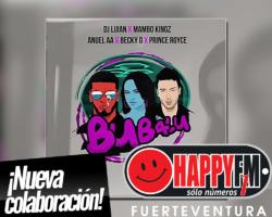 """""""Bubalú"""" es la colaboración de Anuel AA, Prince Royce, Becky G, Mambo Kingz y Dj Luian"""