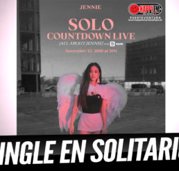 Jennie, de Blackpink presenta su primer single en solitario titulado