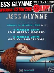 Jess Glynne en Barcelona