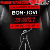 El único concierto de Bon Jovi en nuestro país será en Madrid