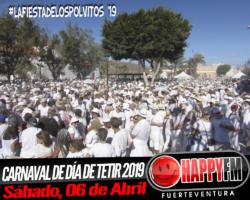 El 6 de Abril de 2019…nos vamos al Carnaval de Día de Tetir