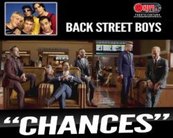 """""""Chances"""" es el nuevo single de Backstreet Boys"""