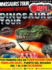 Dinosaurs Tour en Puerto del Rosario (Fuerteventura): del 1 al 9 Diciembre