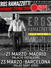 Eros Ramazzotti en Barcelona