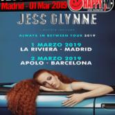 Jess Glynne en Madrid