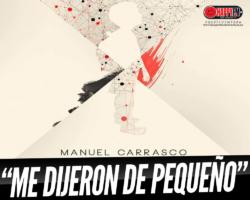 """""""Me Dijeron De Pequeño"""" es el adelanto del nuevo disco de Manuel Carrasco"""