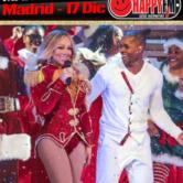 Concierto navideño de Mariah Carey en Madrid