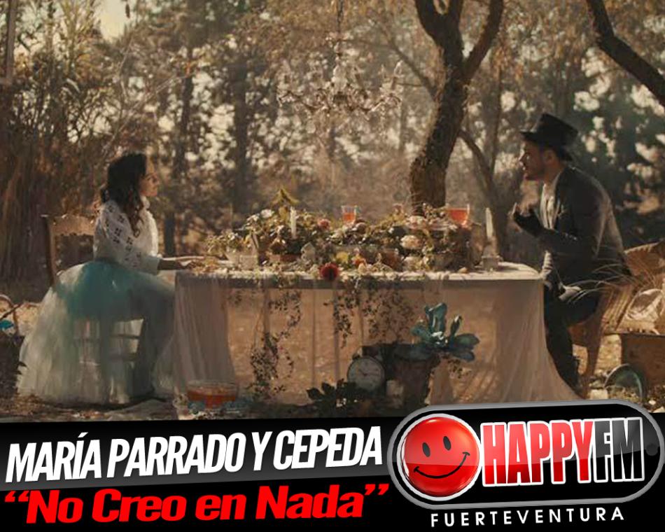 """¿Has escuchado a María Parrado y Cepeda juntos en """"No Creo En Nada""""?"""