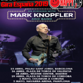 Mark Knopfler en Barcelona