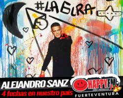 Alejandro Sanz confirma cuatro grandes conciertos en nuestro país