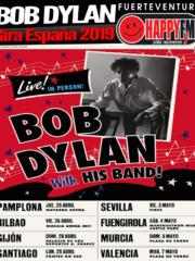 Bob Dylan en España en 2019