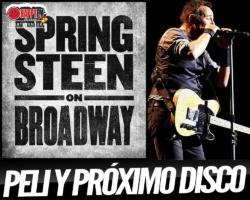 Bruce Springsteen estrena película y anuncia próximo disco